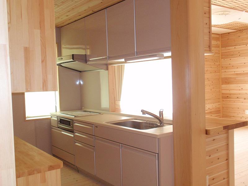 キッチン施工事例1