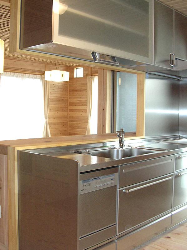 キッチン施工事例3