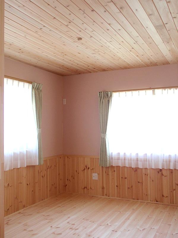 寝室施工事例2