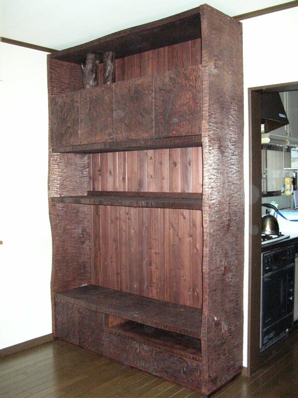 手造り家具施工事例2